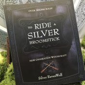 How to ride a silver bromstick